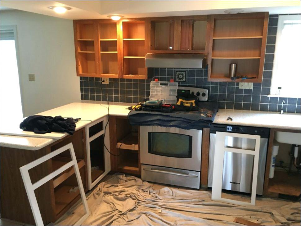 Average Cost To Reface Kitchen Cabinets Large Size Of Cost Refacing ...