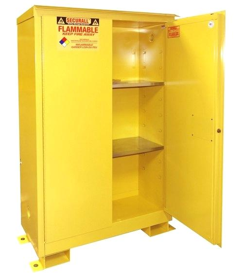 45 gallon flammable storage cabinet gallon outdoor safety cabinet self latch standard flammable liquid storage cabinet 45 gallon