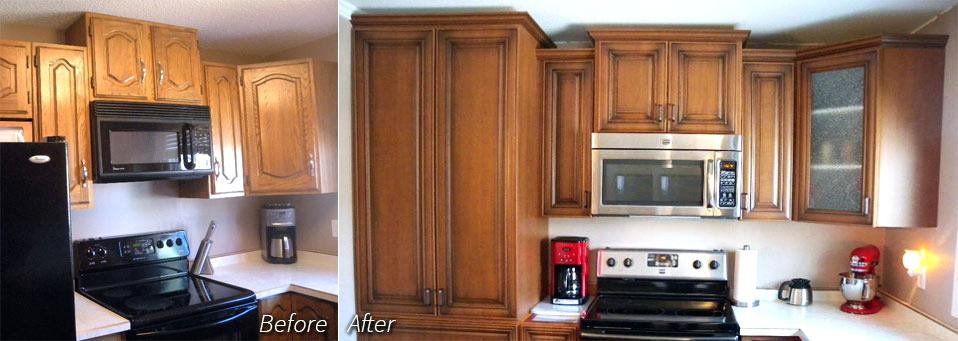 cabinet refacing saskatoon kitchen magic cabinets for sale at lowes