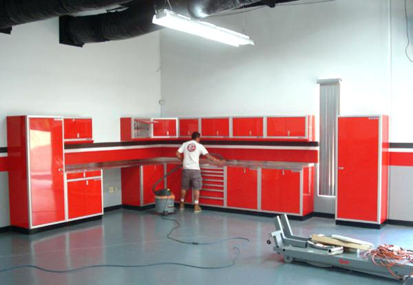 moduline cabinets customers contemporary garage moduline race cabinets