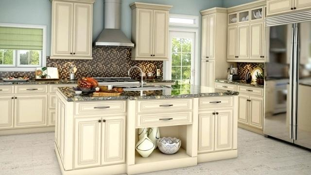 off white cabinets with granite countertops off white kitchen cabinets with antique brown granite off white cabinets with dark granite countertops
