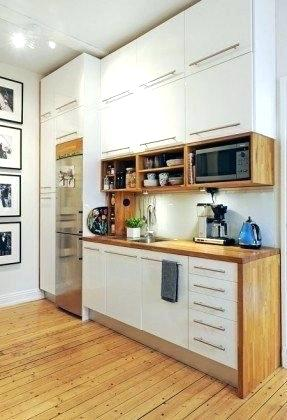 book painted false interior wood microwave under stone wall brick backsplash mounted furniture plus with kitchen cabinet exposed and color storage recipe white shelf