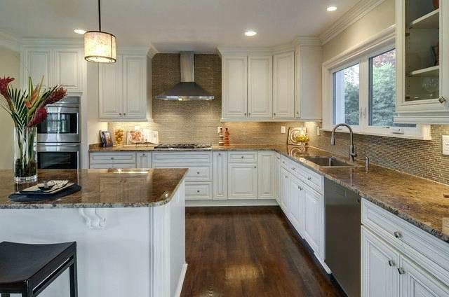 procraft cabinets oatmeal kitchen traditional procraft cabinetry kent wa