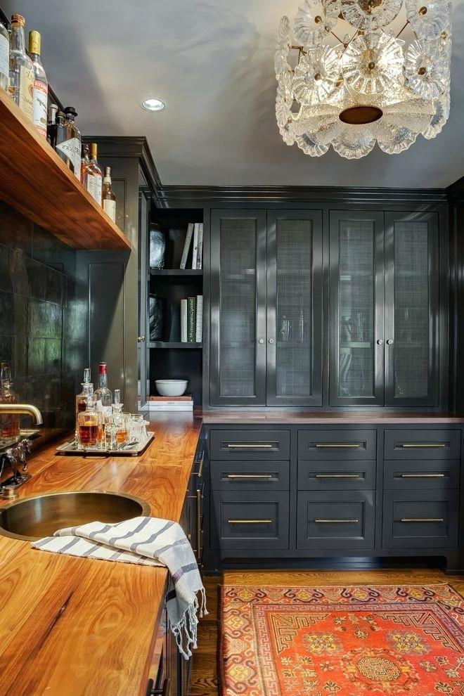 cabinet fabricators steger il whiskey bar home transitional with dark gray cabinets d chandeliers cabinets near me