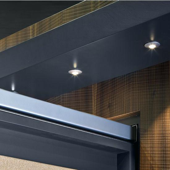 hafele led under cabinet lighting led recess surface mounted round light with lens hafele led cabinet lighting