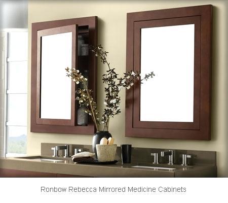 ronbow medicine cabinet mirrored medicine cabinets ronbow medicine cabinets
