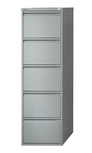 bisley 5 drawer cabinet filing cabinet 5 drawer lock grey flush bisley five drawer filing cabinet