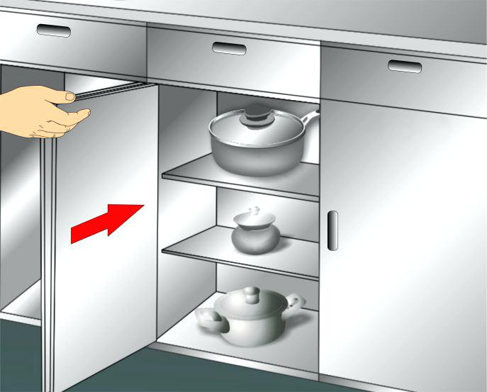 best degreaser for kitchen cabinets 3 ways to clean kitchen cabinets cabinet recipe step 1 degrease kitchen cabinets before painting