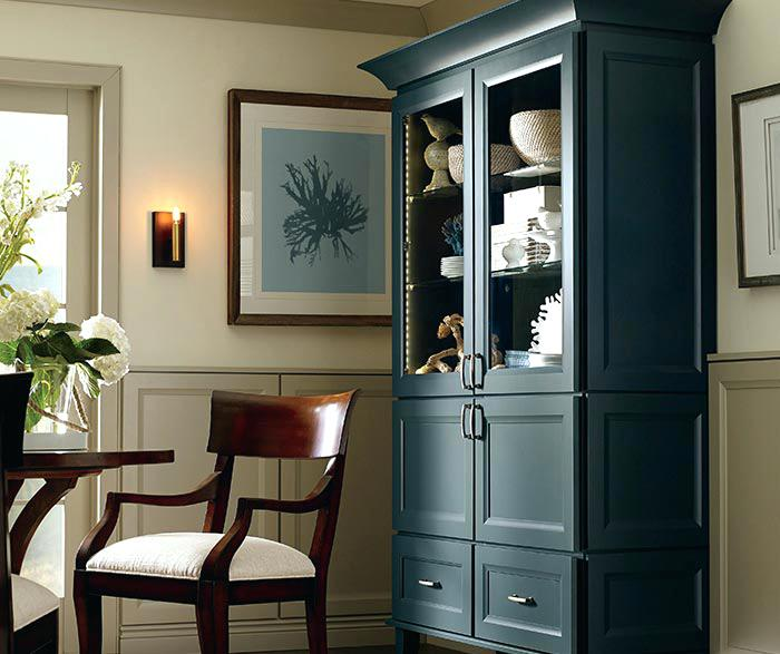 kemper echo cabinets cabinetry a butler dining room storage cabinet in maple maritime finish kemper cabinets echo line