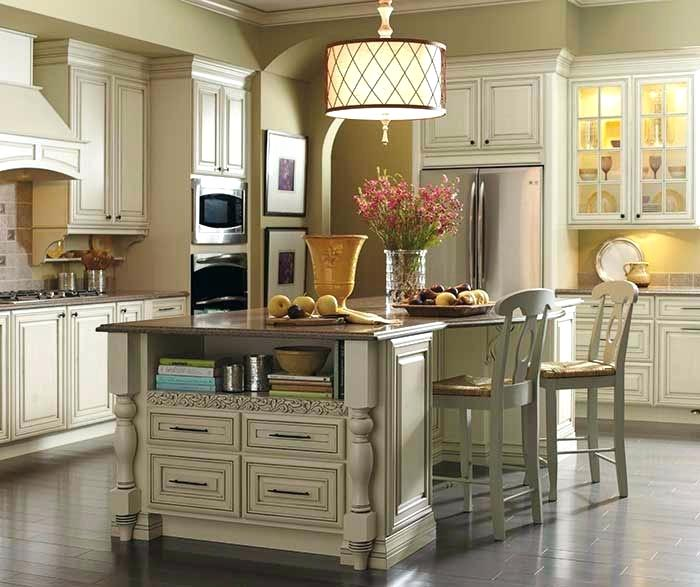 kemper echo cabinets cream cabinets with glaze by cabinetry kemper echo cabinets reviews