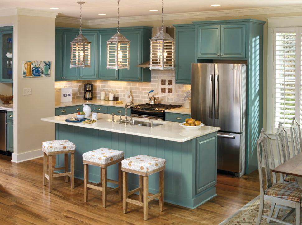 kemper echo cabinets oasis color from its inspired collection provides the kitchen cabinets reviews cabinet manufacturers kemper echo cabinets reviews