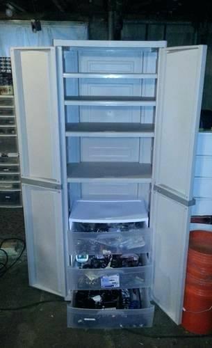 sterilite 01428501 4 shelf utility cabinet with putty handles platinum customer reviews 4 shelf cabinet with putty handles platinum cabinets for sale on craigslist