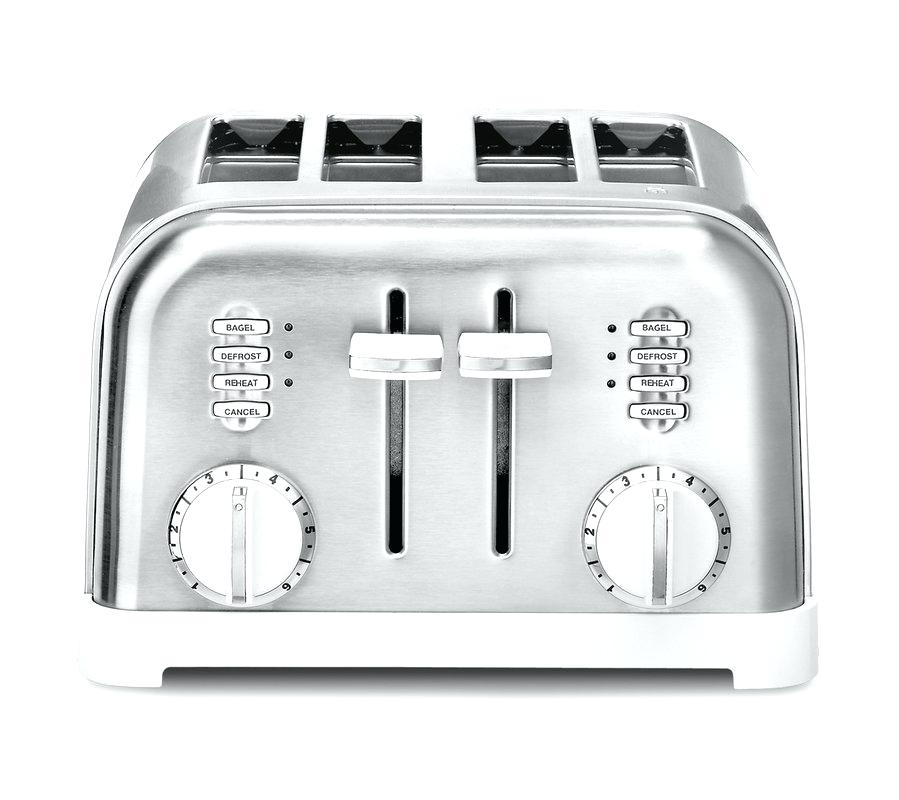 Under Cabinet 4 Slice Toaster Metal Classic 4 Slice Toaster Toastmaster Under  Cabinet 4 Slice Toaster