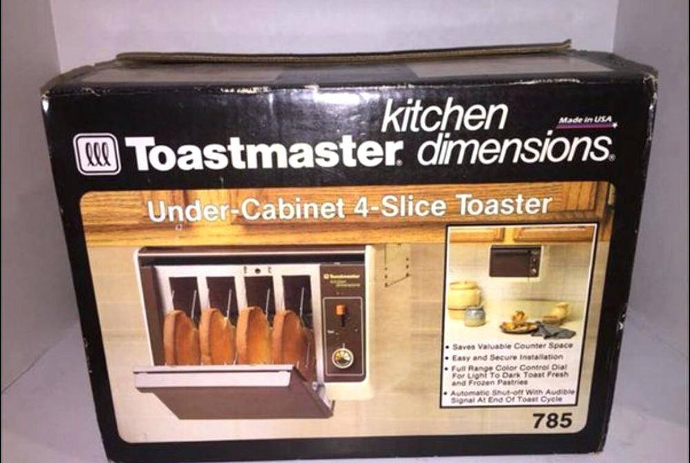 under cabinet 4 slice toaster under cabinet 4 slice toaster