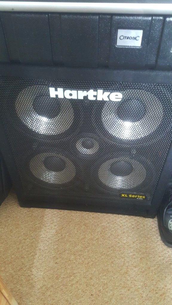 hartke bass cabinet 4x10 bass cabinet for sale hartke bass amp 4x10