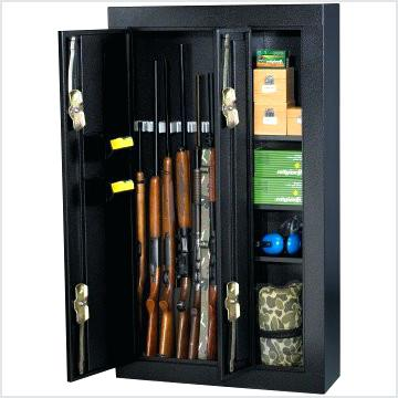 homak gun cabinet hunting decor for living room a modern looks 8 gun double door steel gun cabinet homak gun safe key replacement
