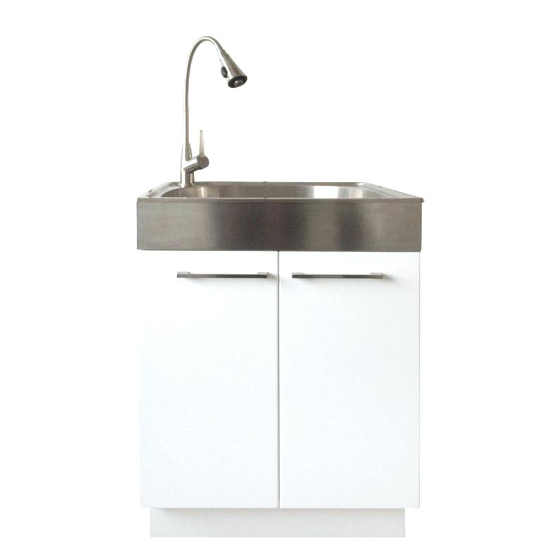 laundry sink cabinet home depot laundry tub in cabinet home design ideas and pictures modern narrow utility sink pertaining to home depot canada laundry sink cabinet