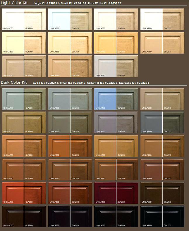 rustoleum cabinet transformations color samples rustoleum cabinet transformations color chart