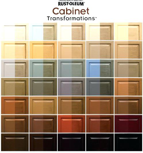 rustoleum cabinet transformations color samples then rustoleum cabinet transformations color swatches