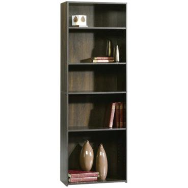 sauder gun cabinet 5 shelf bookcase cinnamon cherry sauder 8 gun cabinet
