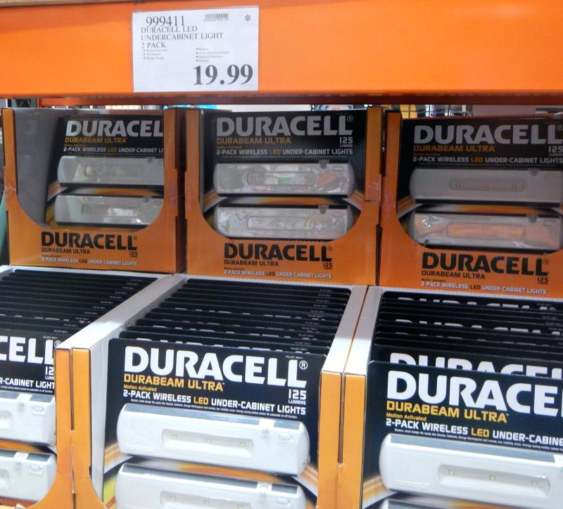Charmant Duracell Under Cabinet Light Under Cabinet Light Com Duracell Under Cabinet  Light Instructions